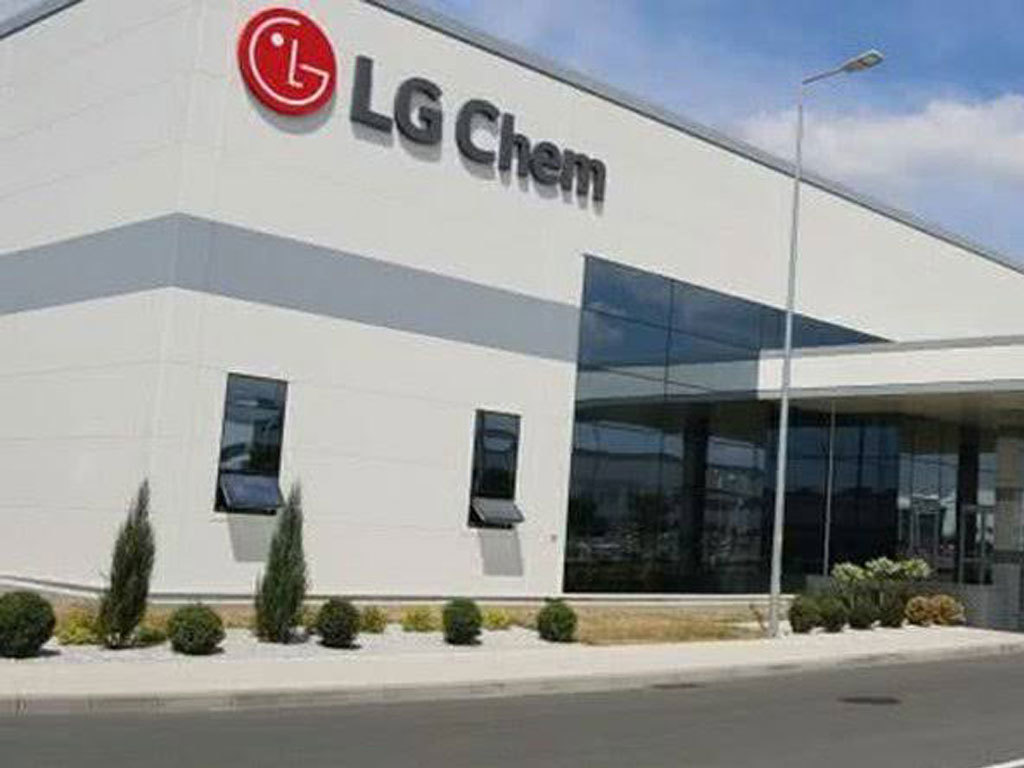 LG units say results accounted for $918mn costs from GM's Bolt recall