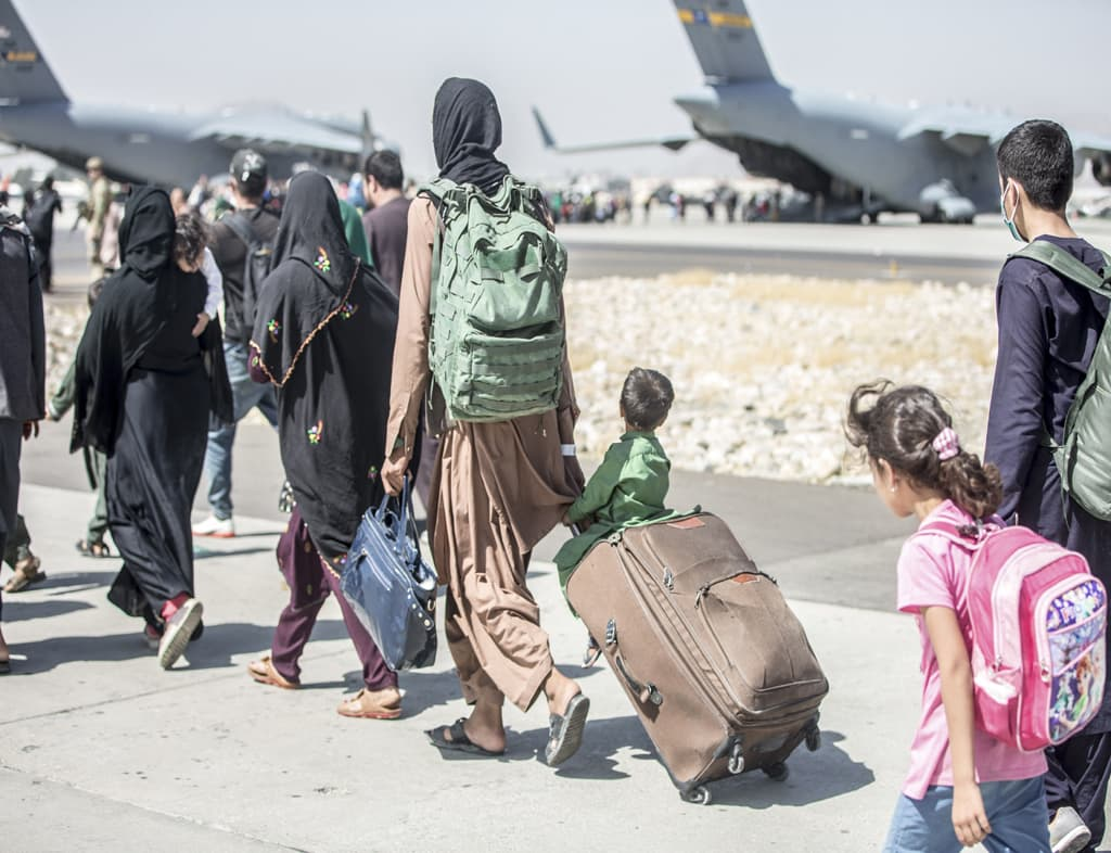 US to resume Afghanistan evacuation flights before year's end: WSJ
