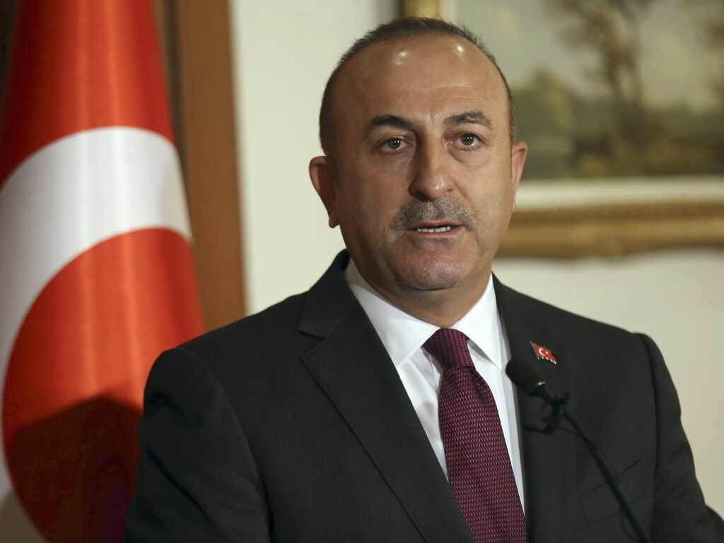 Turkey says ready to help but not recognise Taliban