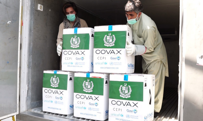 US to ship 9.6m doses of Pfizer vaccine to Pakistan