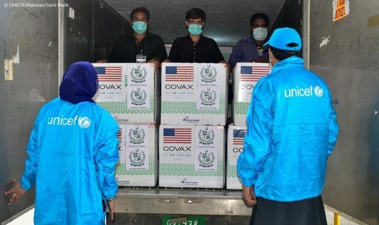 US ships 2.4 million doses of Pfizer vaccine to Pakistan
