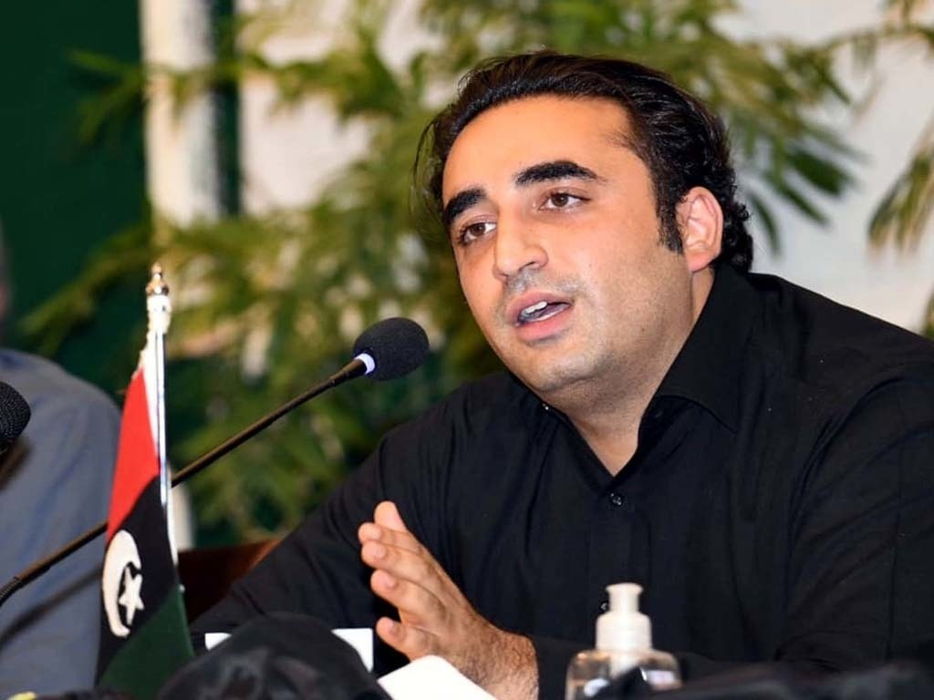 Bilawal accuses PM of pursuing a policy that seeks to 'tame' institutions