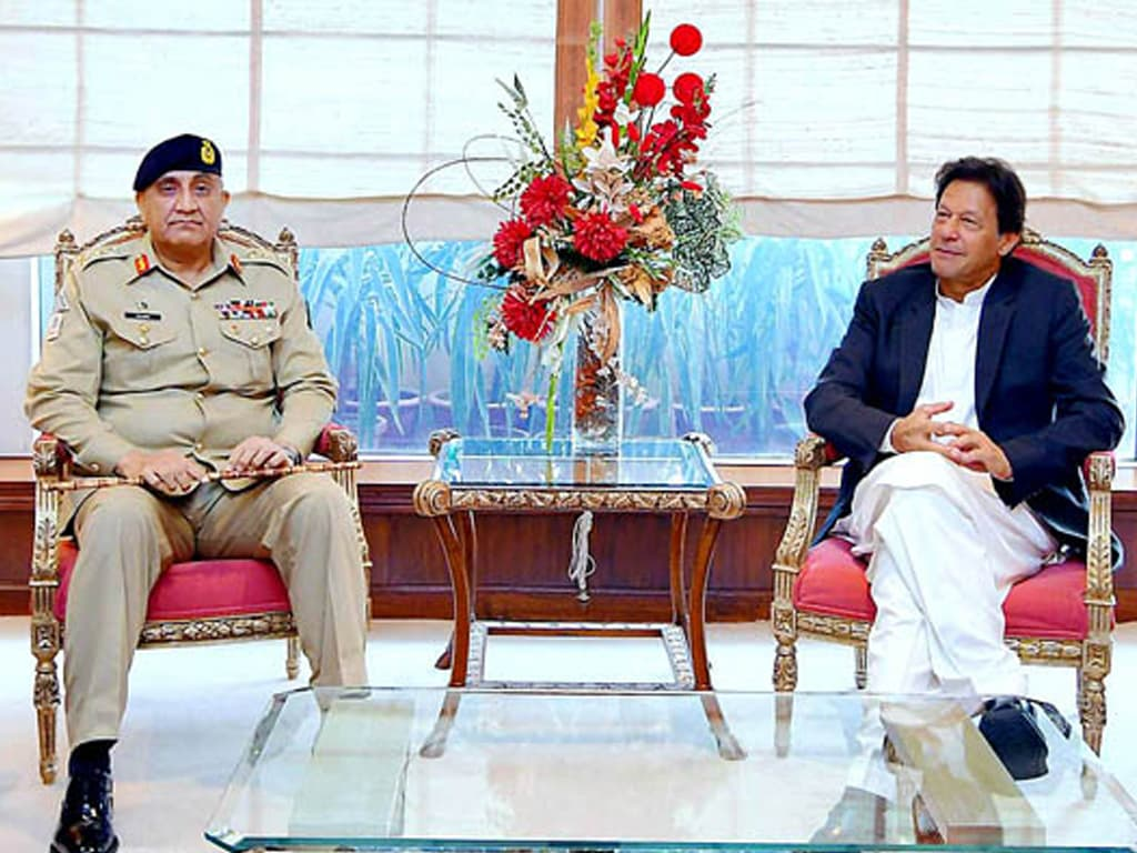 PM, army chief briefed about Covid-19 situation