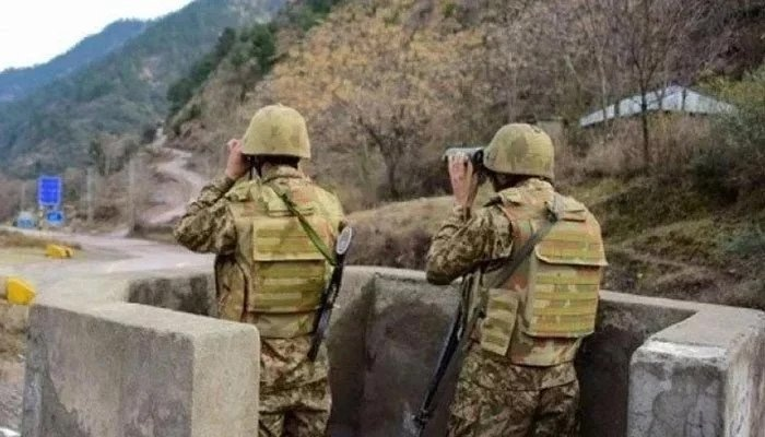 Soldier martyred in exchange of fire with terrorists at Hangu checkpost: ISPR