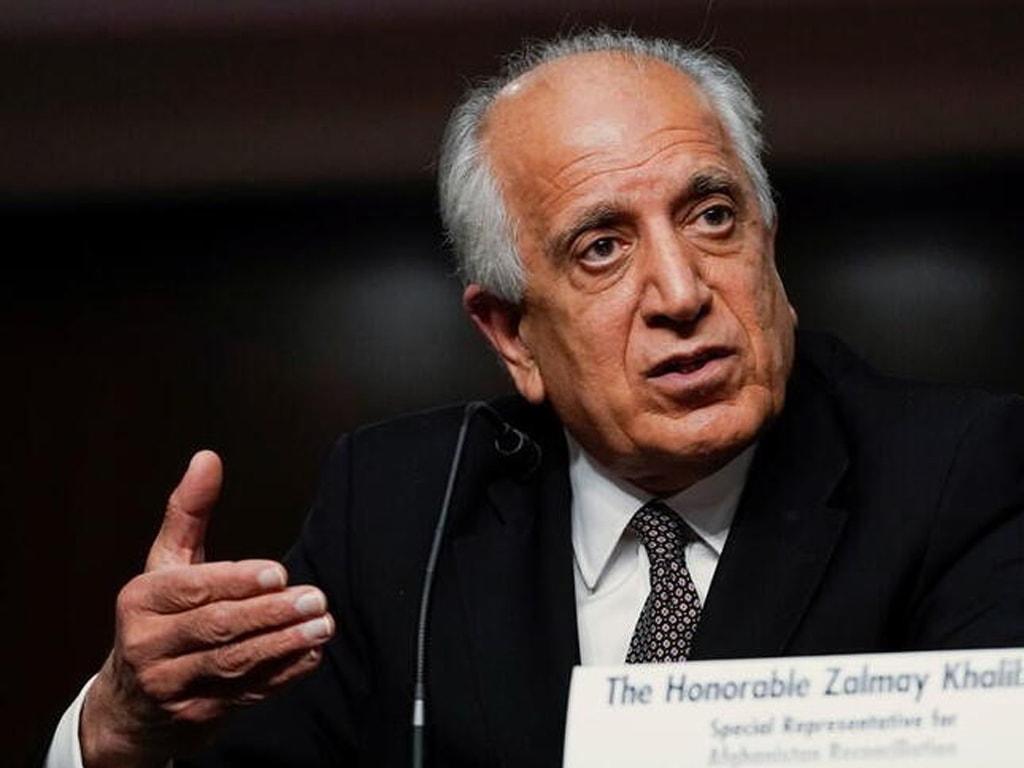 Khalilzad quits