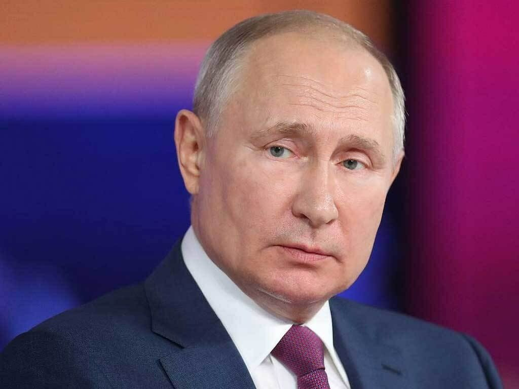 Putin says Biden was right to withdraw U.S. troops from Afghanistan