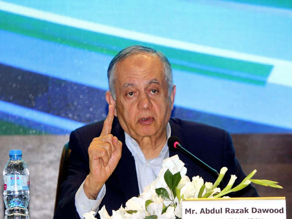 Transit trade talks with India under way: Dawood