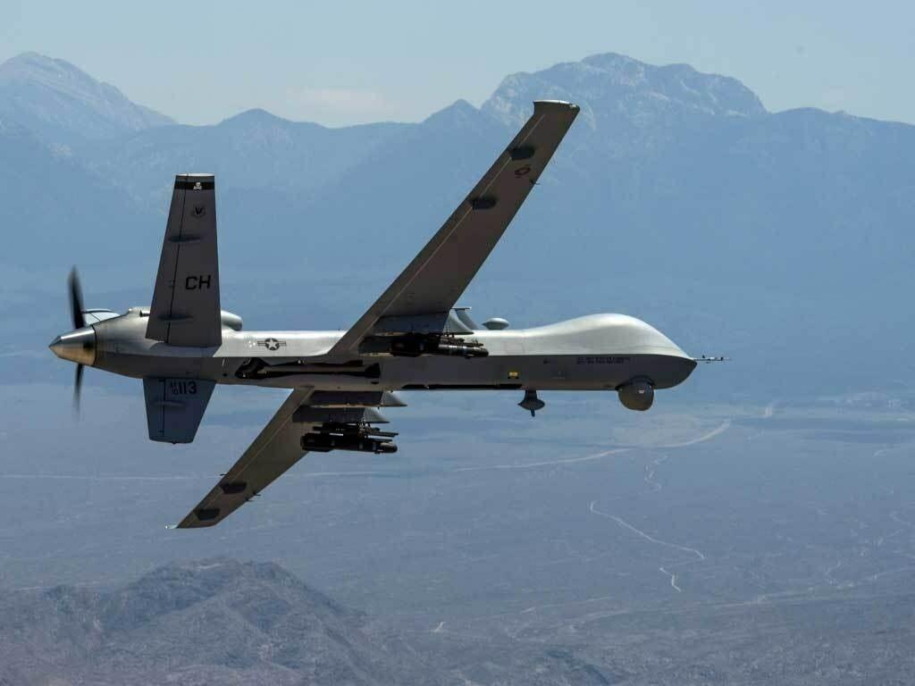 Senior al-Qaeda leader killed in US drone strike in Syria: Pentagon