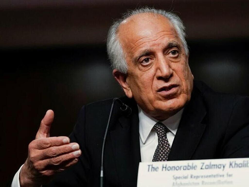 US should have pushed Ashraf Ghani harder: Khalilzad