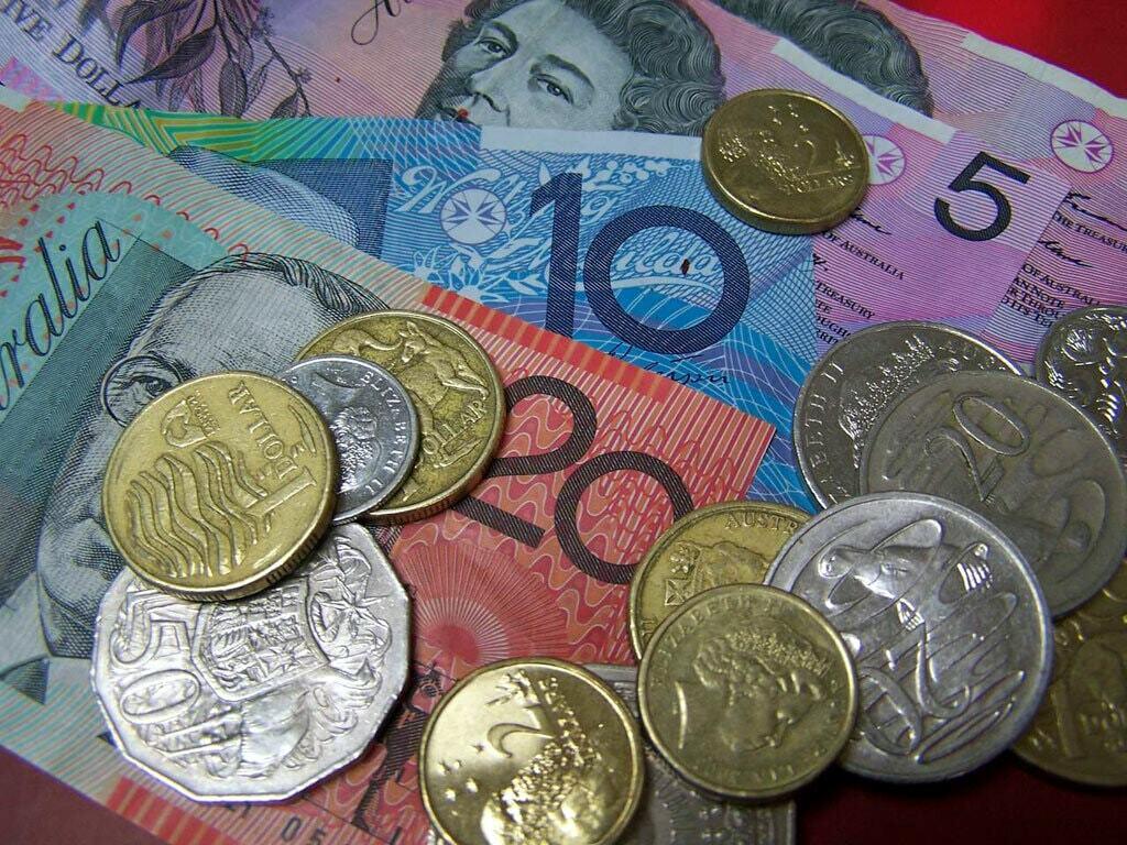 Australia, NZ dollars higher