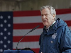 New York night-time curfew extended to June 7: mayor