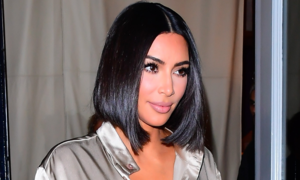 Kim Kardashian is in talks for a potential new make up line collab