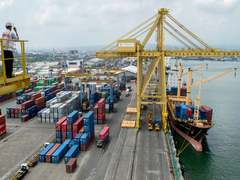 Exports register massive decline