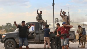 Libya's UN-recognised government claims full control of Tripoli, suburbs