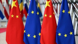 EU-China video summit planned this month