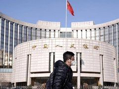 China central bank drains net $63 billion on week, biggest since mid-Feb