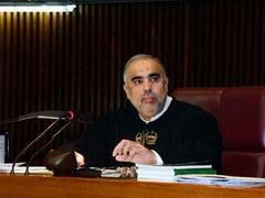 Asad insists MNAs to follow SOPs amid COVID-19