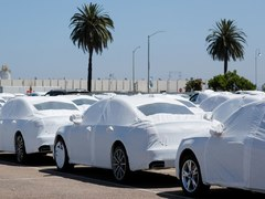 Mexico car exports, production plunged in May during pandemic
