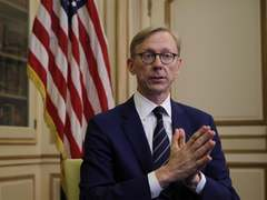 U.S says door remains open for diplomacy with Iran