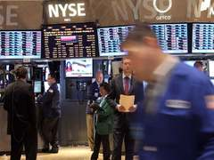 Wall Street rallies to end higher on surprise US jobs report