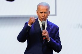Joe Biden wins enough delegates to clinch US Democratic nomination