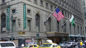 Cabinet Committee decides to run Roosevelt Hotel under joint venture