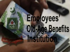 EOBI pensioners to get 3-month arrears in August