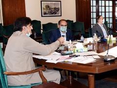 Sindh CM criticizes Ali Zaidi's 'irresponsible behaviour' over JIT reports