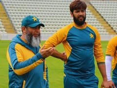Players need to inspire each other in the absence of spectators: Mushtaq Ahmed