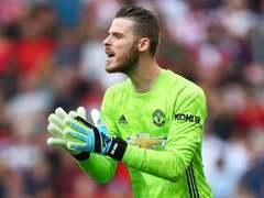 Manchester United's De Gea needs more trophies: Solskjaer