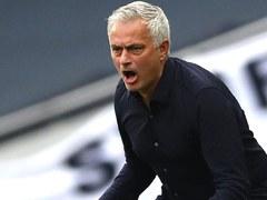 Mourinho targets third Europa League title with Spurs next season
