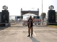 Afghan exports thru Wagha border allowed