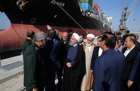 Iran drops India from Chabahar rail project
