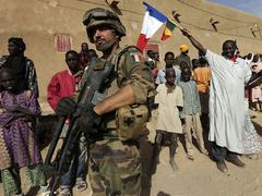 Al-Qaeda-linked group claims attack on French forces in Mali