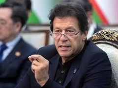 Jammu Kashmir made part of Pakistan's territory in new political map: PM Imran
