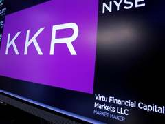 KKR beats estimates with flat Q2 earnings