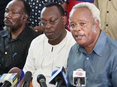 Tanzania opposition heavyweight nominated for presidential vote