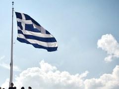 Greece sells 3-month T-bills, yield turns negative
