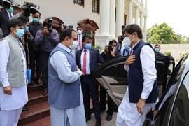 PM meets Punjab CM