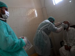 1505 more people have recovered from coronavirus in Pakistan