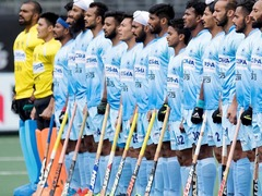 Five Indian hockey players test positive for COVID-19
