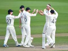 England need 277 to win first Test against Pakistan