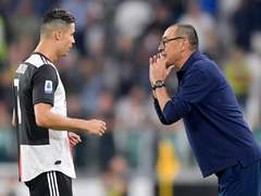 Sarri sacked after Juventus Champions League exit