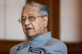 No apology for Kashmir remarks, keeping quiet not an option, says Mahathir Mohamad