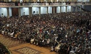 Afghan Loya Jirga agrees to release 400 Taliban prisoners