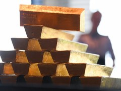 Gold crashes 5pc, silver dives over 13pc as equities surge