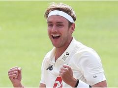 Broad says dad off Christmas card list after sanction