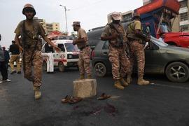 India's RAW behind grenade attacks in Karachi, interior Sindh: Security officials