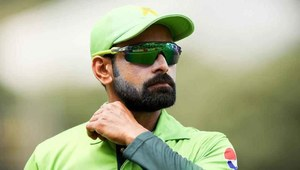 Hafeez undergoes COVID-19 test after breaching biosecurity protocol