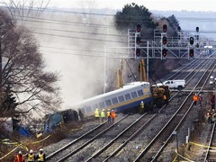 Train derails in Scotland, three people feared dead